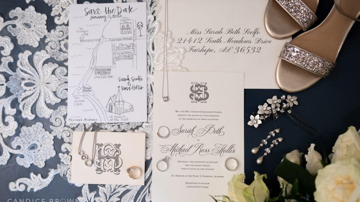 Little Point Clear Wedding – Fairhope, AL
